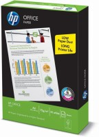 HP Office Paper Unruled A4 A4 Paper (Set Of 1, White)