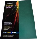 Brustro Colour Tracing Paper Unruled A4 Drawing Paper - Green