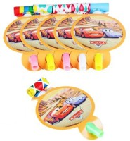 Funcart Cars Party Party Blowouts (Pack Of 6)