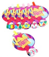 Funcart Fun & Frolic Party Party Blowouts (Pack Of 6)