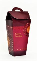 PrintSpeaks Tetrapack Rangoli Design Gift Box