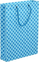 Bdpp Paper Processers Premium Gift Printed Party Bag (Blue, Pack Of 10) - PGBE5F83HTKWVDHR
