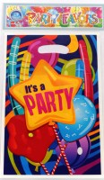 Funcart Fun & Frolic Party Lootbag Printed Party Bag (Multicolor, Pack Of 6)