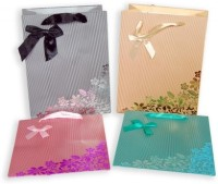 Coloured Gift bags with no handles - Buy Online! | QIS Packaging