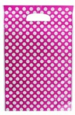 Smartcraft Polka Dotted Hot Pink