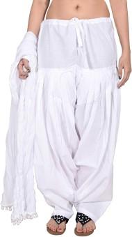 Bright & Shining Cotton Solid Patiala