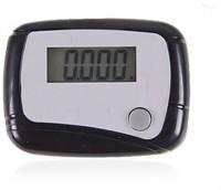 Kawachi Step Count Calorie Distance Counter (Black)