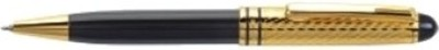 Buy Pierre Cardin Masterpiece (Half Gold) Ball Pen: Pen