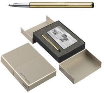 Parker Vector Gold BP With Photo Frame Pen Gift Set (Blue)