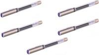 Add Gel Achiever Gel Pen (Pack Of 5, Blue)
