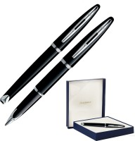 Waterman Carene Blk Sea ST Roller Ball Pen: Pen