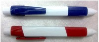 RIF Jumbo Pen (Red/Blue) (Set Of 2 Pcs) Ball Pen (Pack Of 2, Blue)