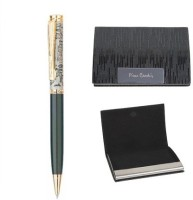 Pierre Cardin Tycoon Pen Gift Set (Pack Of 2, Blue)