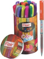 Flair Color Burst Gel Pen (Pack Of 30, Assorted)