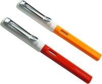 Jinhao 599 Safari Set Of Two Roller Ball Pen (Pack Of 2, Black) - PENEJUQHN3NCAKZT