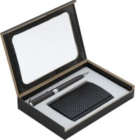 Perfect Contemporary Pen Gift Set (Pack Of 2, Black)