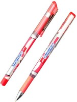 Cello 25 Pen Ball Pen (Pack Of 25, Red)