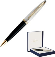 Waterman Carene Dlx Blk GT Ball Pen: Pen