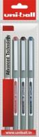 Uniball Eye Roller Ball Pen (Pack Of 4, Multi Colour)