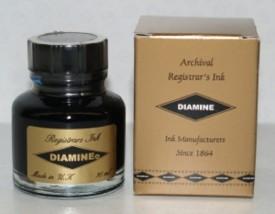 Diamine Registrars _30ml Ink Bottle