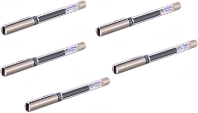 Add Gel Achiever Gel Pen (Pack Of 5, Black)