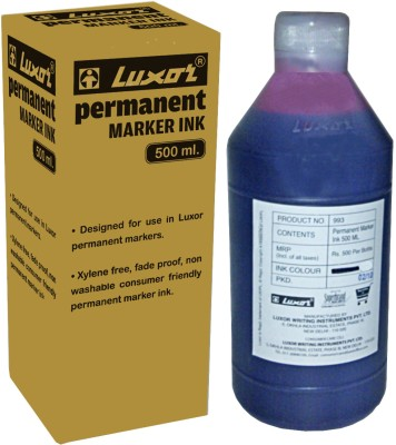 Buy Luxor Permanent Marker Marker Ink: Pen