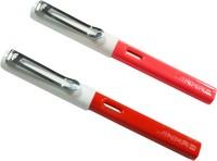 Jinhao 599 Safari Set Of Two Roller Ball Pen (Pack Of 2, Black) - PENEJUQHZFXDHWDN