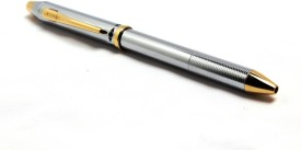 SRPC FELLOWSHIP EXECUTIVE SILVER TWIN Multi-function Pen