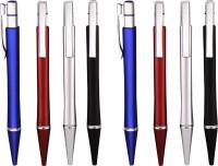 Jazam Emotion Roller Ball Pen (Pack Of 8, Blue) - PENECGVWXKFCGZHY