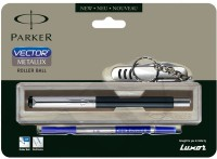Parker Vector Mettalix (with swiss knife) CT Roller Ball Pen: Pen
