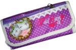 AOC Geometry & Pencil Boxes AOC Girl Polkadot Art Cloth Pencil Box
