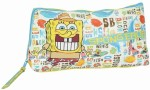 Sponge Bob Geometry & Pencil Boxes Sponge Bob School Squarepants Art Rexine Pencil Box