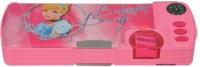 Disney Cinderella Cartoon Characters Art Plastic Pencil Boxes (Set Of 1, Muticolor)