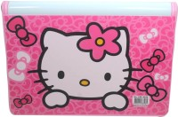 Shree Krishna Handicrafts And Gallery Hello Kitty Bookshelf With Marker And Board. Art Plastic Pencil Box (Set Of 1, Pink)