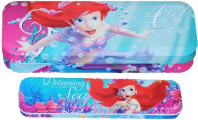 Disney Princess Metal Pencil Box