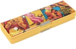 HM International Geometry & Pencil Boxes HM International Winnie Plastic Pencil Box