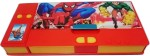 Gift Chachu Geometry & Pencil Boxes Gift Chachu Small Jumbo NA Art Plastic Pencil Box