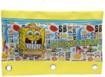 Sponge Bob Geometry & Pencil Boxes Sponge Bob School Satin Pencil Box