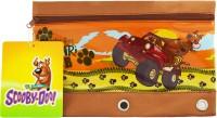 Warner Bros. Scooby Doo Plastic Pencil Boxes (Set Of 1, Multicolor)