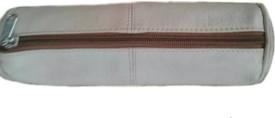 Ystore Pencil Pouch Italian Leather Pencil Box