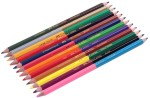 Faber Castell School Accessories Faber Castell Bi Color Round Shaped Pencils