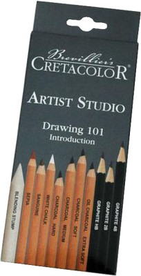 Buy Cretacolor Artist Studio Drawing 101 Set Pencil: Pencil