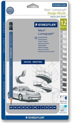 Buy Staedtler Mars Lumograph Pencil: Pencil