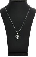 Vendee Fashion Elegant Diamond Brass Pendant