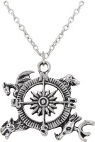 Access-o-risingg Game Of Thrones Crest Pendant Alloy Pendant