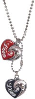 Men Style Heart Love Design Alloy Pendant