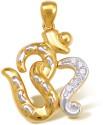 Ishtaa 18k BIS Hallmarked Yellow Gold Pendant - PELDV5K8YQZEPE7F