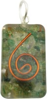 Aaradhi Divya Mantra Metaphysical Blood Stone Reiki DVYM0001031 Agate Acrylic Pendant