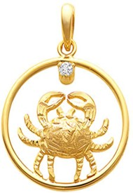 Surat Diamond Yellow Gold Diamond Yellow Gold Pendant