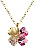 Crunchy Fashion Rose Gold Plated Alloy Pendant - PELE67GGPCGATJCH